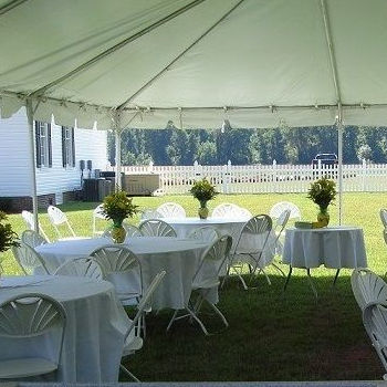 Frame Tent Rentals in Hampton Roads VA