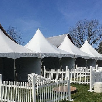 High Peak Tent Rentals in Hampton Roads VA