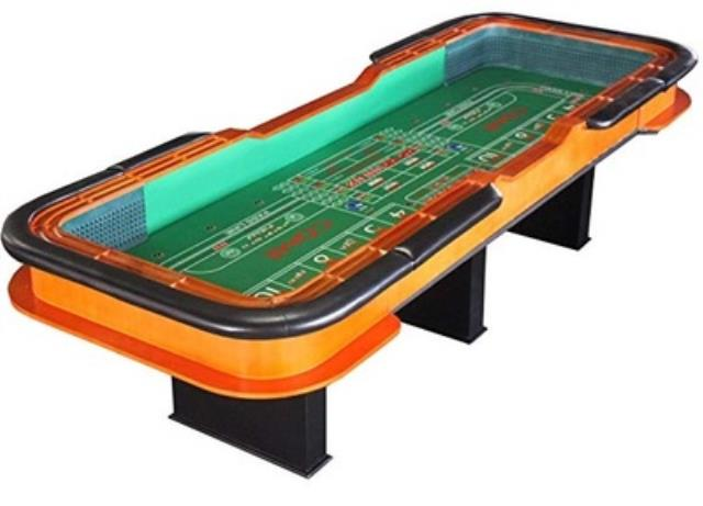 Where to find Deluxe Craps Table - 3 hours in Virginia Beach