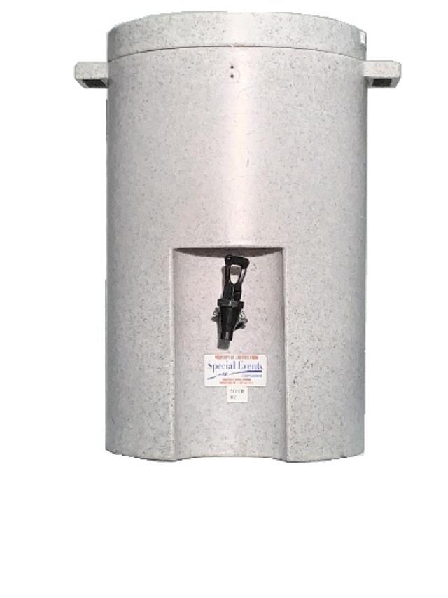 Where to find Drink Dispenser, Gray 9 Gal in Virginia Beach