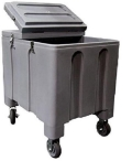 Rental store for Rolling Ice Bin 200 lb Capacity in Virginia Beach VA