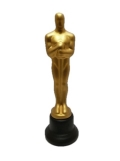 Rental store for Golden Man Award Statue in Virginia Beach VA