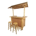 Rental store for 6  Portable Tiki Bar with Thatched Roof in Virginia Beach VA