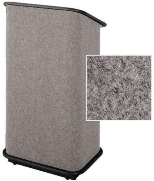 Where to find Podium, Deluxe Grey Carpet in Virginia Beach