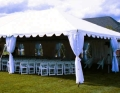 Rental store for 8  White Tent Leg Skirts in Virginia Beach VA