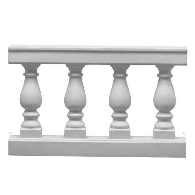 Where to find White Plastic Balustrade 48 in Virginia Beach