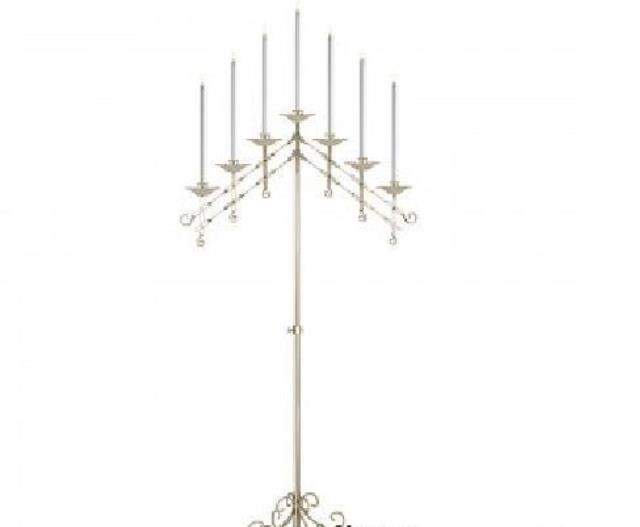 Where to find Candelabra, 7 Light, White in Virginia Beach