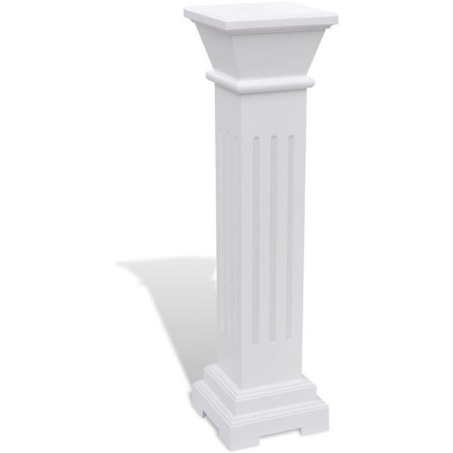 Where to find Column, 44  white plastic in Virginia Beach