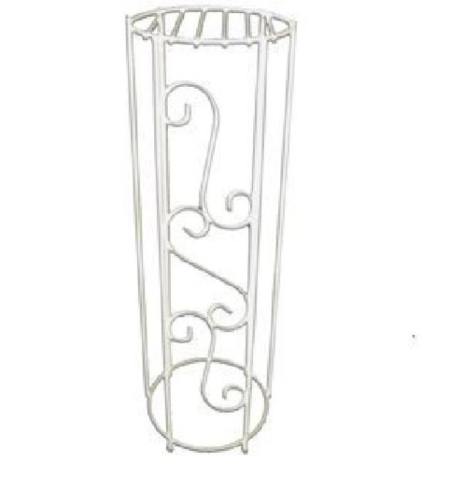 Where to find Floral Stand, White Metal 42 in Virginia Beach