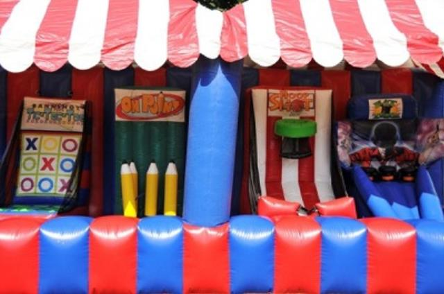 Where to find Inflatable Ring Toss - Midway in Virginia Beach