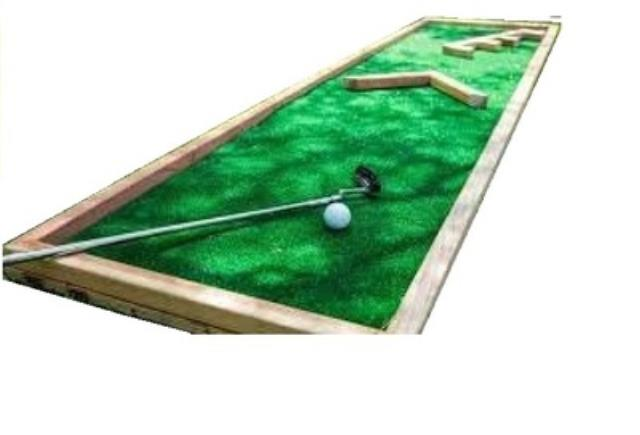 Where to find 9 Hole Mini Golf with attendant in Virginia Beach