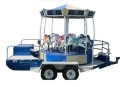Rental store for Kiddie Carousel with Attendant Towable in Virginia Beach VA