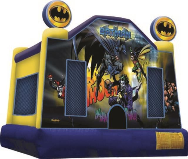 Where to find Batman Moonwalk with attendant in Virginia Beach