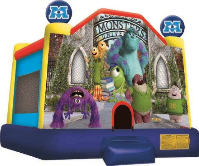 Where to find Monsters University Moonwalk with attend in Virginia Beach