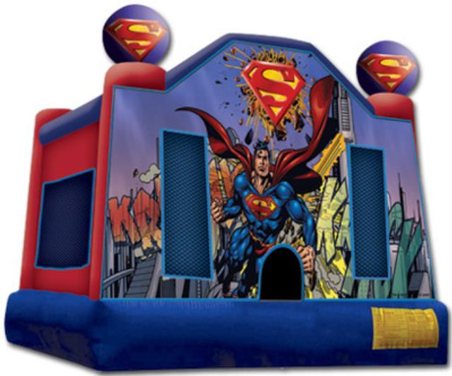 Where to find Superman Moonwalk with attendant in Virginia Beach