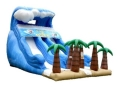 Rental store for Giant Wave Slide with 2 Attendants in Virginia Beach VA