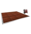 Rental store for 12 x 16 Cherry Wood Dance Floor in Virginia Beach VA