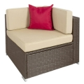Rental store for Wicker Outdoor Corner Chair in Virginia Beach VA