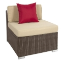 Rental store for Wicker Outdoor Sofa Chair in Virginia Beach VA