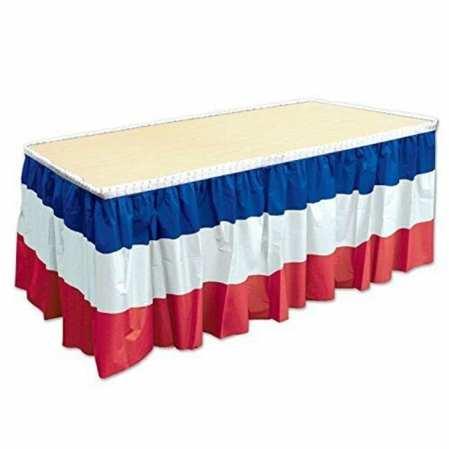 Where to find Bunting, 21.5  x 32  skirting in Virginia Beach