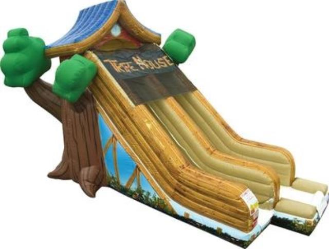 Where to find 20  Tree House Slide with attendant in Virginia Beach