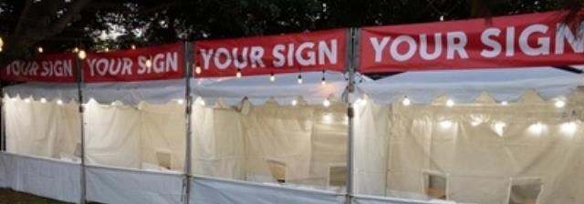 Where to find Sign Package for 10  x 10 s in Virginia Beach