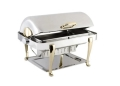 Rental store for Roll Top Chafing Dish 8 Qt in Virginia Beach VA