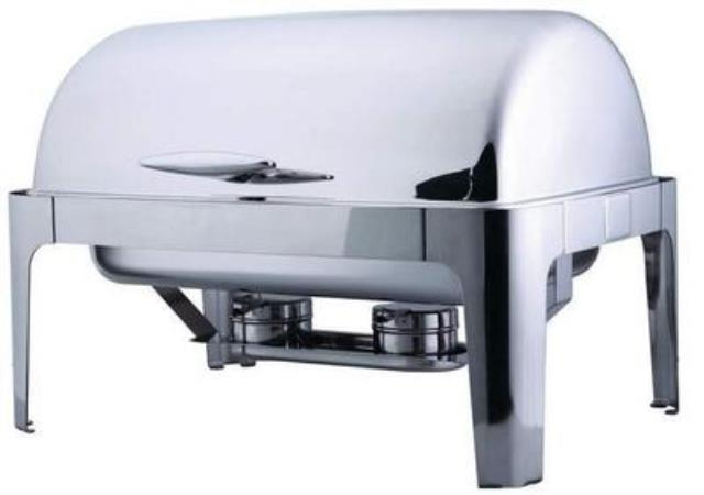 Where to find Chafing Dish, 8 qt Roll Top Lightweight in Virginia Beach