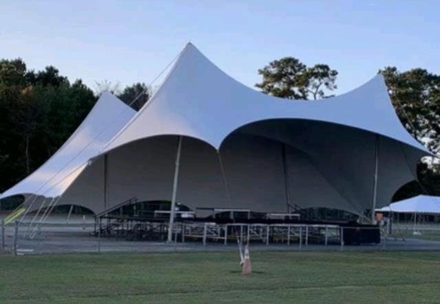 Where to find Bandshell Tents in Virginia Beach