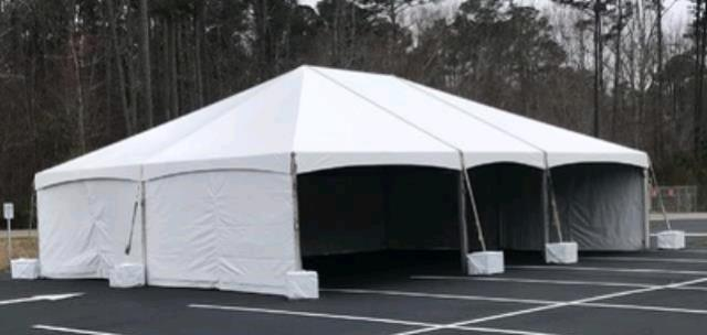 Where to find Tent Weight Covers in Virginia Beach