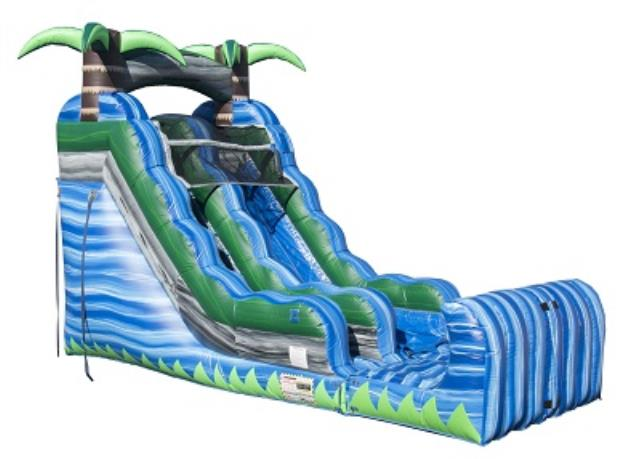 Where to find Blue Crush Slide with Attendant in Virginia Beach
