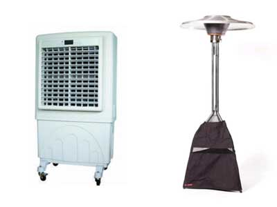 Rent Heating And Cooling Equipment